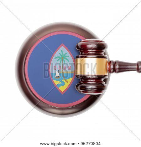 National Legal System Conceptual Series - Guam