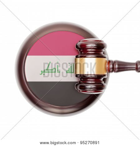 National Legal System Conceptual Series - Iraq