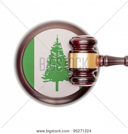 National Legal System Conceptual Series - Norfolk