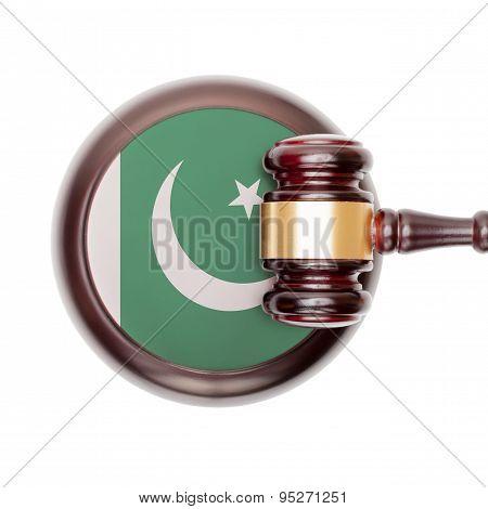 National Legal System Conceptual Series - Pakistan
