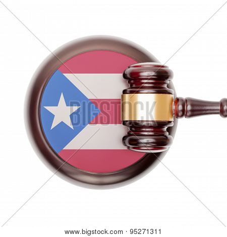 National Legal System Conceptual Series - Puerto Rico