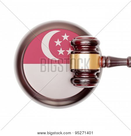 National Legal System Conceptual Series - Singapore