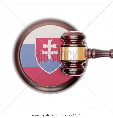 National Legal System Conceptual Series - Slovakia