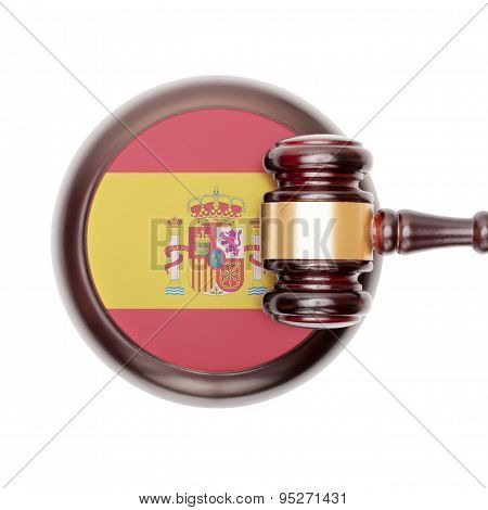 National Legal System Conceptual Series - Spain