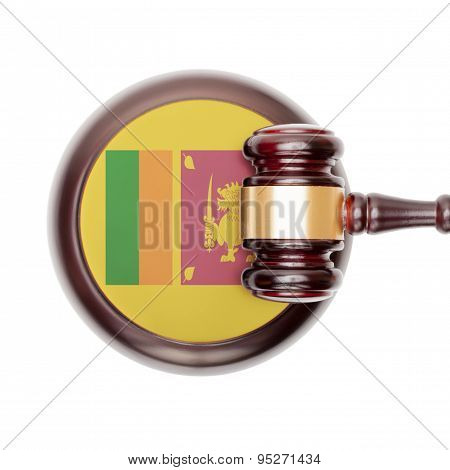 National Legal System Conceptual Series - Sri Lanka
