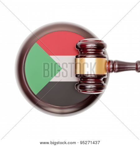 National Legal System Conceptual Series - Sudan