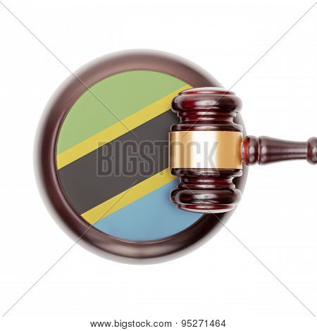 National Legal System Conceptual Series - Tanzania
