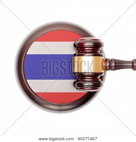 National Legal System Conceptual Series - Thailand