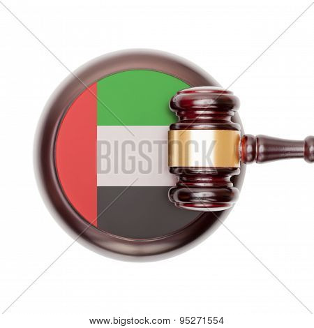 National Legal System Conceptual Series - United Arab Emirates