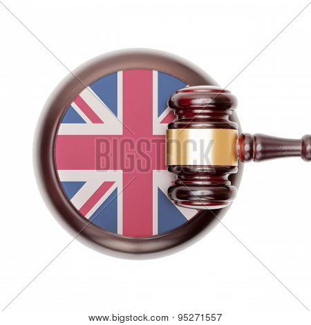 National Legal System Conceptual Series - United Kingdom