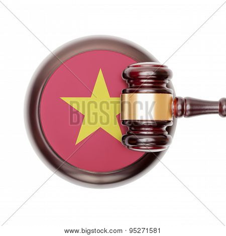 National Legal System Conceptual Series - Vietnam