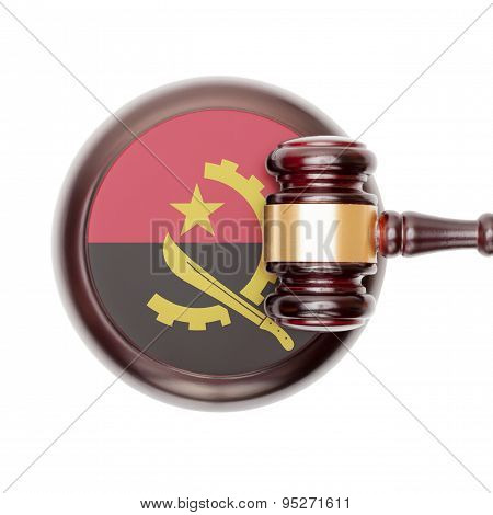 National Legal System Conceptual Series - Angola