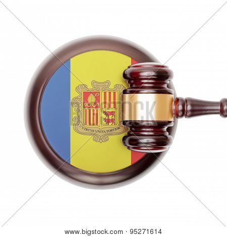 National Legal System Conceptual Series - Andorra