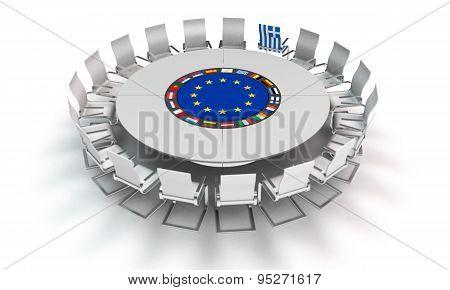 Grexit symbol