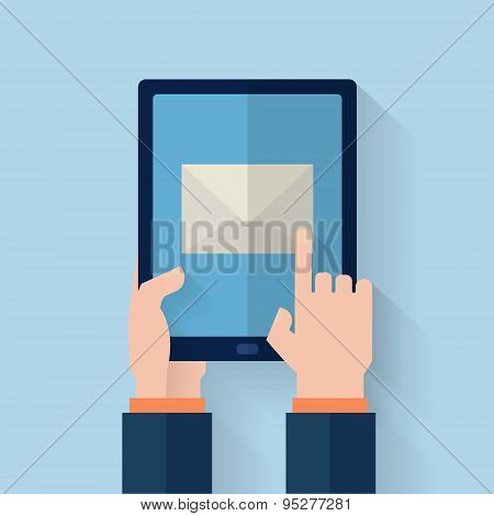 Hand held computer gadget.