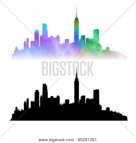 New York sity vector