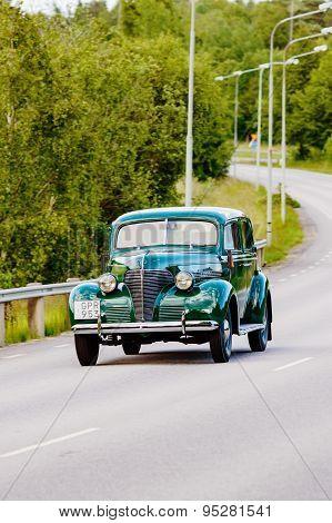 Chevrolet Super Deluxe 1939