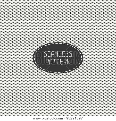 Vector retro line stripes geometric seamless pattern. Wrapping paper. Paper for scrapbook. Vintage h