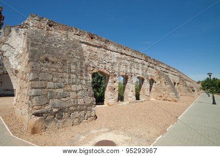 Aqueducto De Los Milagros