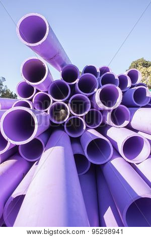 Pipes Closeup