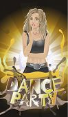 picture of ladies night  - Dance party - JPG