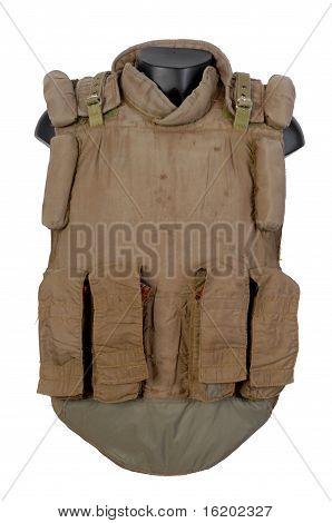 Modern body armour. Russian 6b5