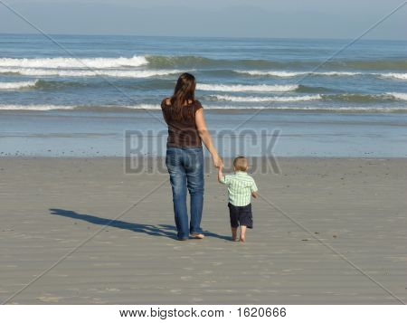 Walking With Mom