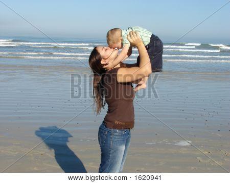 Kuß Mama