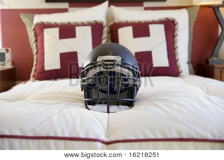 American Football Fans Bedroom