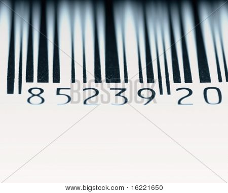 Machine-readable Bar Code