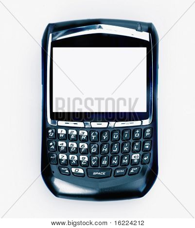 Mobile phone pda device