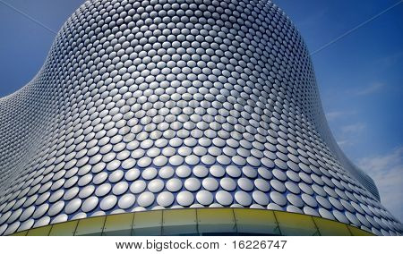 Birmingham's Bull Ring Shopping center