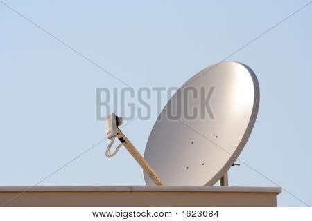 Tv Satellite Antenna
