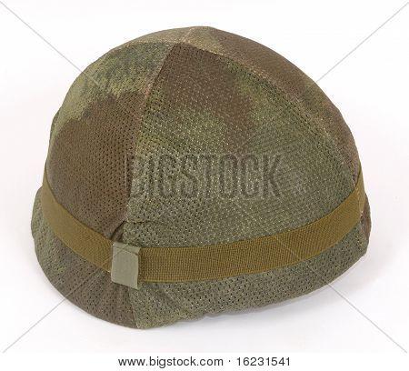 Modern Israeei IDF combat helmet.
