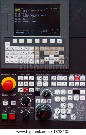 Controle CNC