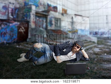 Vagrant with computer