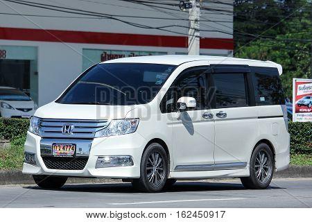 Private Honda Van, Honda Stepwgn Spada