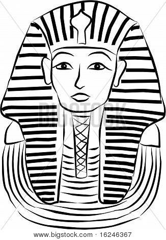 Faraon Egipcio.eps