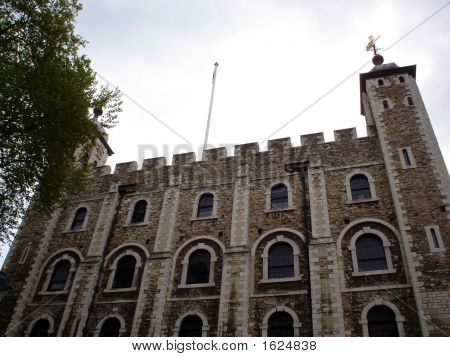 The White Tower  Tower Of London 2