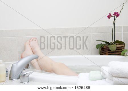Bath Series. Feet Ii