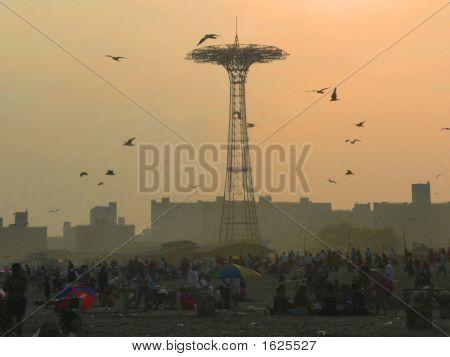Coney Island Tower