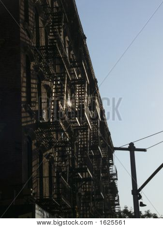 Broolyn Fire Escapes