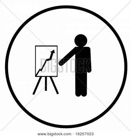 business meeting symbol