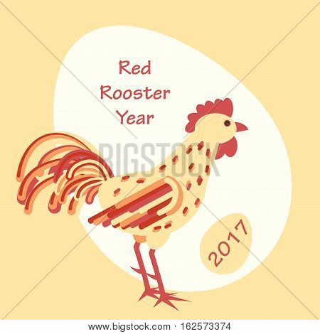 Chicken Family Around Egg Card