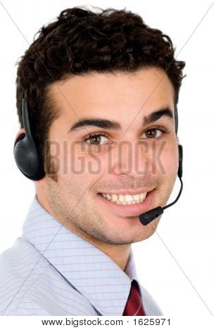 Business Customer Service Representative