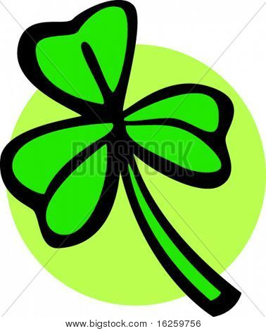 clover or shamrock