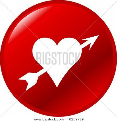 love crush button