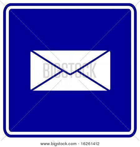 sinal de correios