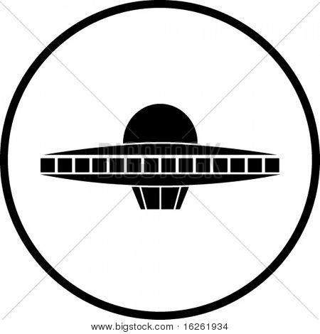 alien ship symbol