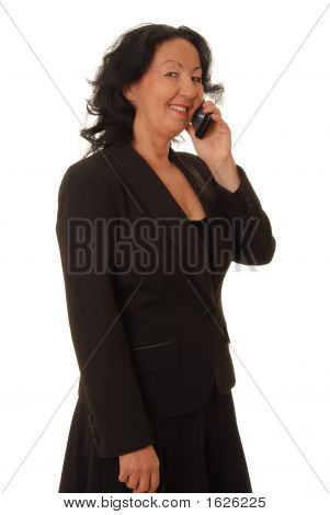 Senior Businesswoman